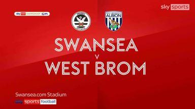 Swansea 2-1 West Brom