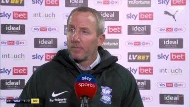 Bowyer: Same story, we deserved more