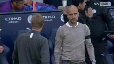 Potter 'hoping for cuddle' from Pep