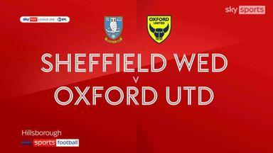 Sheffield Wednesday 1-2 Oxford