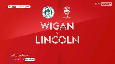 Wigan 1-2 Lincoln