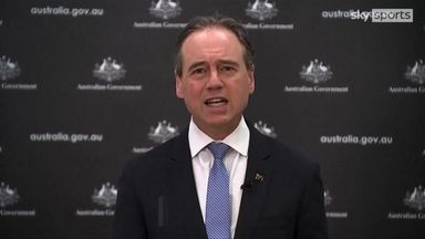 Australia govt 'hopeful' Ashes will go ahead