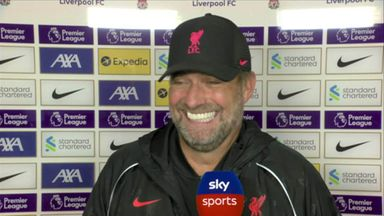 Klopp: Cheeky to ask for three points!