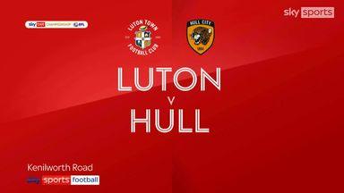 Luton 1-0 Hull