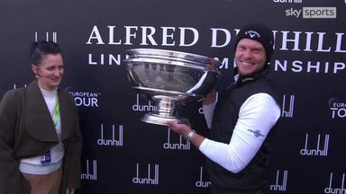 Dunhill Links: Final round highlights