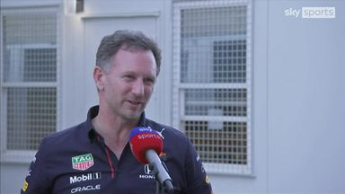 Horner: Massive performance from Max
