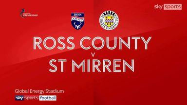 Ross County 2-3 St Mirren