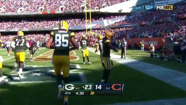 Rodgers to Bears fans: I still own you!