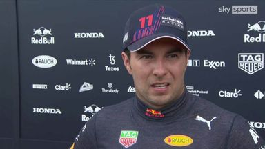 'Positive Friday' for Perez