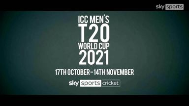 ICC T20 Men's World Cup is coming!