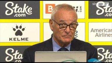 Ranieri: I knew hard work was required