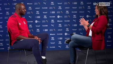 Vieira: Palace is the perfect fit for me