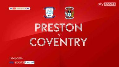 Preston 2-1 Coventry