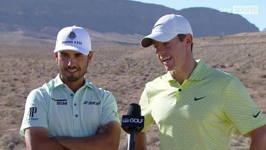 McIlroy and Ancer flying high in Vegas