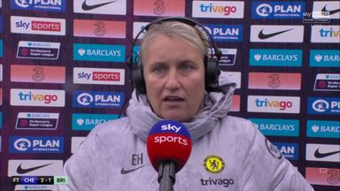 Hayes: We deserved the win