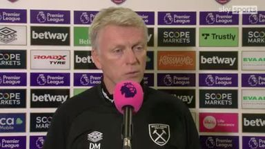 Moyes: We have a strong squad