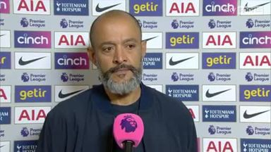 Nuno: We need to improve