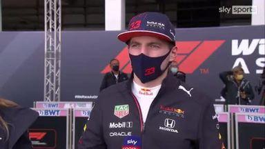 Verstappen: Difficult to fight Mercedes