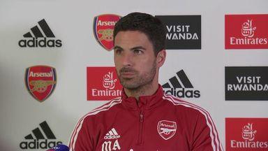 Arteta: Viera is an Arsenal legend