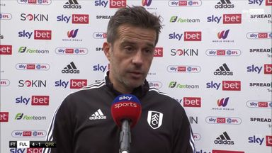Silva: We deserved the three points