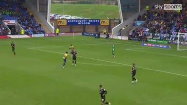 Shrewsbury 1-0 MK Dons