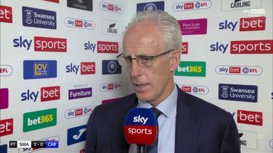 McCarthy: We were well beaten