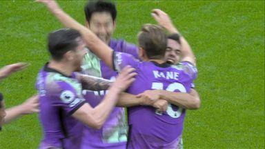 Kane goal given after VAR intervention!