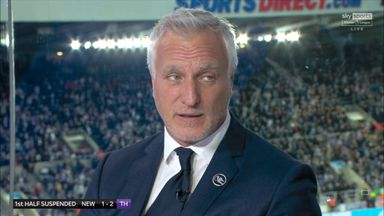 Ginola explains the importance of CPR