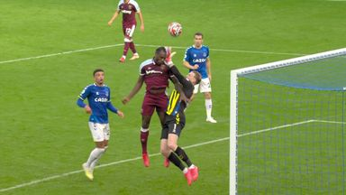 Ref Watch: Was Pickford fouled?