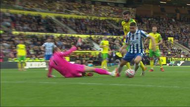 Ref Watch: Should Brighton have had a penalty?