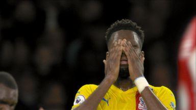 Edouard fires over