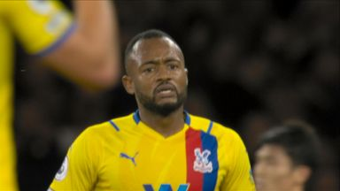 Ramsdale tips over Ayew drive