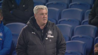Bruce's time in charge at Newcastle