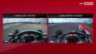 Where are Mercedes quicker than Red Bull?
