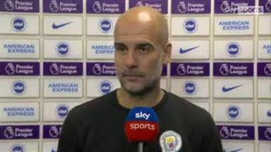 Pep: A huge victory for us