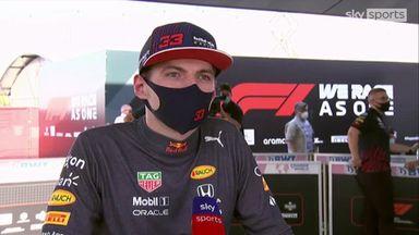 Verstappen: I'm focused on myself