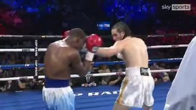 Knockout win for Ali