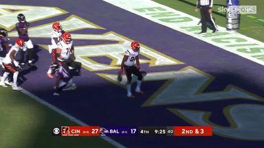 Mixon's 21-yard TD run