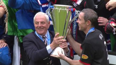 Walter Smith's career remembered