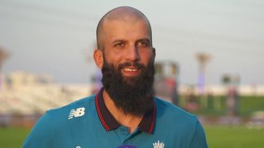 Moeen relishing role with new ball