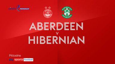 Aberdeen 1-0 Hibernian
