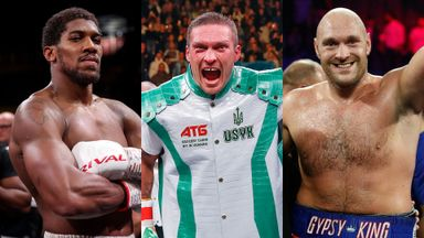 'AJ should step aside for Fury vs Usyk'