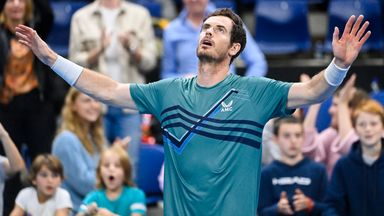 Murray prevails in near four-hour, three-set epic