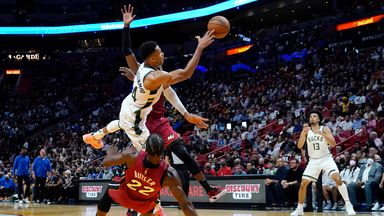 NBA Wk1: Bucks 95-137 Heat