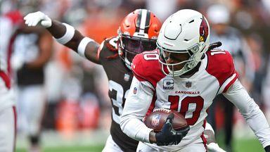 Highlights: Cardinals 37-14 Browns