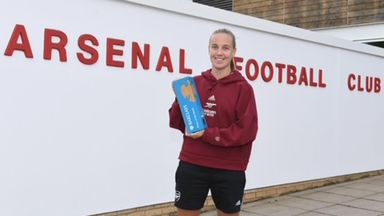 WSL Player of the Month: Beth Mead