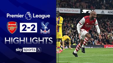 Lacazette rescues a point for Arsenal