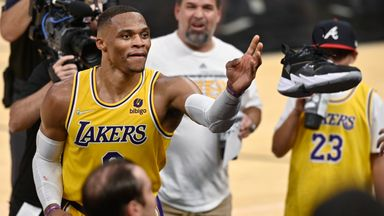 Pundits debate Westbrook's role with Lakers