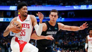 NBA Wk2: Rockets 106-116 Mavericks