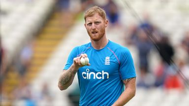 Wood: Important that Stokes is feeling good